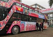 Máy bay về trễ, U23 sẽ diễu hành về trung tâm Hà Nội