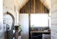 Ngôi nhà nhỏ chưa đến 12m² nhưng xinh xắn đến bất ngờ của cặp đôi thích sống hòa mình cùng thiên nhiên
