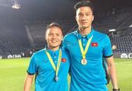 U23 Việt Nam còn 1 chàng thủ môn khác đẹp trai như tài tử, cao 1m86