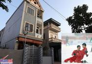 Ngôi nhà khang trang của tiền vệ Quang Hải ở ngoại thành Hà Nội