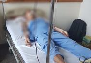 Kẻ lạ mặt xông vào bệnh viện chém 2 người bị thương
