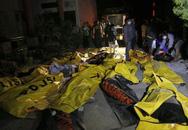 Thảm họa Sóng thần Indonesia: Lần tìm người thân trong túi đựng thi thể
