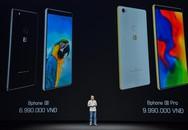Bphone 3 ra mắt - nhiều trang bị cao cấp, giá từ 6,9 triệu đồng