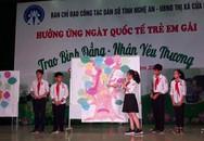 Nghệ An: Tổ chức chương trình truyền thông Hưởng ứng Ngày Quốc tế trẻ em gái