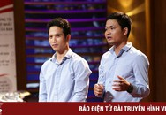 """Shark Tank Việt Nam - Tập cuối: Vỡ nợ, startup làm xe ôm """"khởi nghiệp lại từ đầu"""" gọi vốn 8 tỷ đồng"""