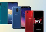 3 smartphone giá 5,5 triệu đồng đọ cấu hình