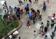 Nguyên nhân ban đầu vụ nổ súng tại sân chung cư VOV