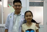 Cuộc đại phẫu cứu bé gái có khối u phổi khổng lồ hiếm gặp