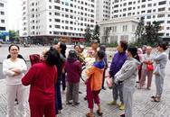 Vụ trẻ sơ sinh rơi từ tầng 31 xuống: Người dân chưa hết bàng hoàng