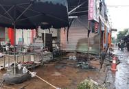 """Vụ cháy cửa hàng hoa 2 người tử vong: """"Tôi thấy tiếng kêu cứu thảm thiết cứ lịm dần"""""""