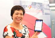 """HerVenture: """"Cẩm nang di động"""" miễn phí giúp phụ nữ khám phá bài học kinh doanh"""