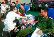 Hành Trình Đỏ 2018: Đã tiếp nhận gần 40.000 đơn vị máu