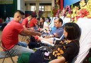 250 đơn vị máu được hiến tặng ở Tuyên Quang