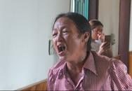Người nhà gào khóc khi tòa hoãn phiên xử tài xế cố tình cán chết nam sinh