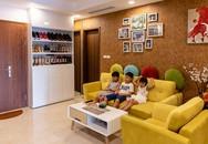 Căn chung cư 86m2 của vợ chồng Bảo Thanh tại Hà Nội
