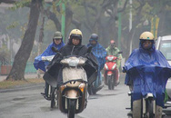 Gió mùa đông bắc đã tới, chiều nay miền Bắc mưa dông, trời chuyển lạnh