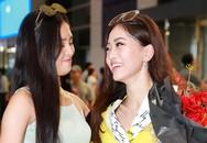 Hoa hậu Tiểu Vy khóc khi đón Phương Nga trở về sau Miss Grand