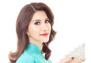Nữ tiếp viên hàng không Loan Vương dự thi Hoa hậu Quý bà quốc tế