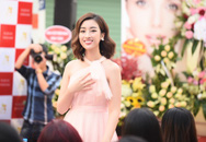 Hết nhiệm kỳ, Hoa hậu Đỗ Mỹ Linh quay trở lại với vẻ đẹp nhẹ nhàng