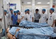 Ba bệnh nhân nguy kịch sau vụ tai nạn ở Hà Đông
