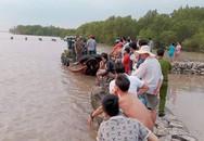 Đau lòng bé trai lớp 7 mất tích khi tắm sông
