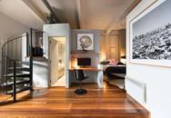 Căn hộ trong khu chung cư cũ trông bình thường nhưng càng ngắm thì ai cũng muốn dọn đến ở