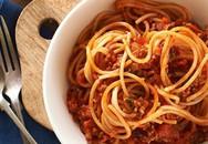 Bữa tối bận rộn, nấu ngay đĩa mỳ Ý là đủ ngon mà chất!