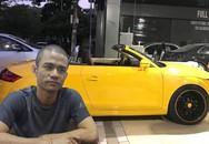 Đại ca thành Vinh khai chém vỡ kính xe Audi vì mâu thuẫn nhiều tỷ đồng với 1 phụ nữ