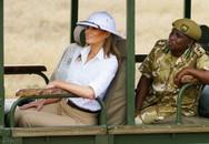 Bà Melania Trump bị chỉ trích vì đội mũ gợi nhớ chủ nghĩa thực dân tại châu Phi