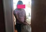 Thuê dịch vụ dọn dẹp nhà trên mạng, cô gái trẻ trở về ngỡ ngàng phát hiện nhà cửa tan hoang, người giúp việc nằm gục dưới sàn nhà