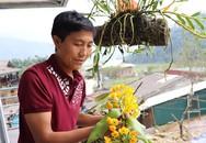 Chàng trai trai Mông xây nhà, tậu xe nhờ trồng địa lan