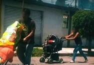 Chiếc xe đẩy em bé chứa đầy mảnh thi thể và chân tướng của vợ chồng sát nhân hàng loạt khiến cả nước kinh hoàng