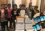 Hành tung bất thường của nhóm tội phạm đa quốc gia đến Việt Nam thuê biệt thự trang bị camera dày đặc
