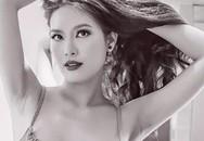 Hoa hậu Việt làm single mom, đổi đời lấy đại gia Úc, 1 năm sau cưới bán hàng ở chợ
