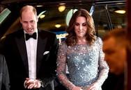 """Hoàng tử William đã có hành động """"gây sốc"""" với vợ sau sự xuất hiện của công nương Meghan"""