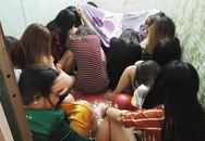 Bắt quả tang nữ nhân viên cơ sở massage bán dâm với giá 1 triệu đồng/lượt