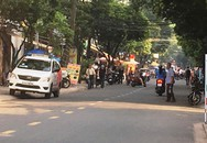Truy bắt cướp trên phố Sài Gòn, thanh niên bị đâm nhiều nhát