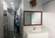 Người bệnh ngỡ ngàng khi thấy nhà vệ sinh bệnh viện không chỉ sạch mà còn đẹp