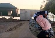 Vụ nữ giám đốc quỳ lạy: Cẩu container, giải tán toán giang hồ đất Cảng