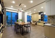 Bỏ bớt phòng ngủ, căn hộ 75m2 ở Hà Nội đẹp như villa
