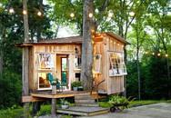 Ngôi nhà đặc biệt chỉ vỏn vẹn 10m² nhưng lại là mái ấm vô cùng hạnh phúc của gia đình 3 người