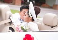 Hoa hậu Đại dương Đặng Thu Thảo theo chồng 'về dinh'