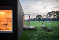 Cuộc sống mơ ước: Tự do, tự tại với thiên nhiên với một ngôi nhà nhỏ gọn