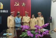 Thanh Hóa: CSGT trao trả 30 triệu đồng cho người đánh rơi