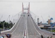Cây cầu hơn 7.000 tỷ đồng ở Quảng Ninh vừa thông xe đã lún võng
