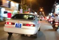 Phạt lái xe 80B giả hú còi ưu tiên trên đường 14,7 triệu