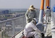 Cầu Bạch Đằng - Quảng Ninh: Phát hiện mặt cầu vênh từ khi hợp long
