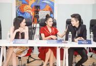 Hoa hậu Hương Giang đẹp rạng rỡ, chính thức ngồi vào ghế nóng của 'The Tiffany Vietnam'