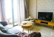 Căn hộ 59m² với không gian đượm màu lãng mạn có view cực đẹp ở quận 2, TP. HCM
