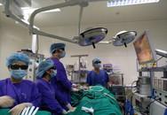 Phẫu thuật cho bệnh nhân u đơn nhân thùy phải giáp trạng bằng nội soi 3D